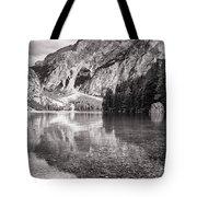 Lago Di Braies Tote Bag