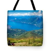 Lago Maggiore Italy Switzerland Tote Bag