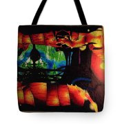 Lagoon Of The Lost Boys Tote Bag