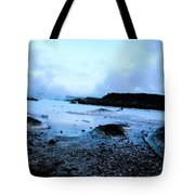 Lagoon Waters Tote Bag