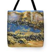 Laguna Beach Tide Pool Pattern 3 Tote Bag