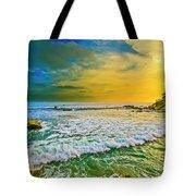 Laguna Tides Tote Bag