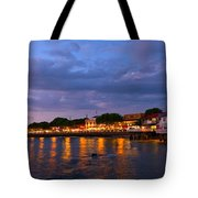 Lahaina Roadstead Tote Bag by James Roemmling
