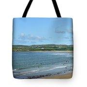 Lahinch Beach Tote Bag