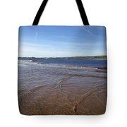 Lahinch Beach, West Of Ireland Tote Bag