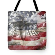 Laid Out  Tote Bag