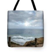 La Jolla Cliffs Tote Bag