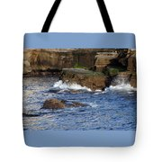 Lajolla Rocks Tote Bag