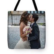 Lake Albano Tote Bag