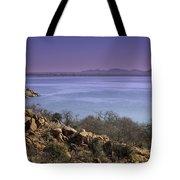 Lake Altus Lugert Tote Bag