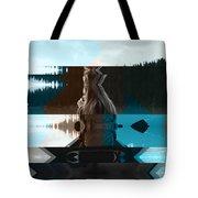 Lake And Beauty Ftg0002 Tote Bag