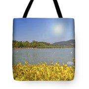Lake Balaton, Hungary Tote Bag