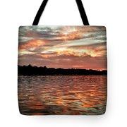 Lake Beulah Tote Bag