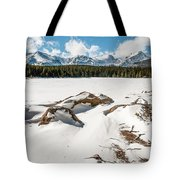 Lake Bierstadt Ver.2 Tote Bag