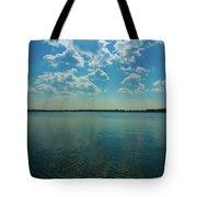 Lake Calhoun 3804 Tote Bag