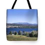 Lake Carmi Campers Delight Tote Bag