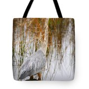 Lake Carmi Visitor Tote Bag