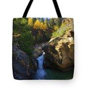 Lake Creek Falls Tote Bag