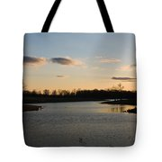 Lake Cumberland County Tennessee Tote Bag