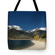 Lake Dillon Colorado Tote Bag