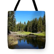 Lake Dreams Tote Bag