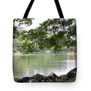 Lake Ella, Tallahassee Tote Bag