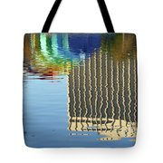 Lake Eola Reflections Tote Bag
