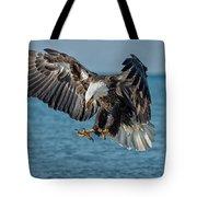 Lake Erie Eagle Tote Bag