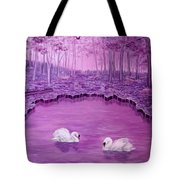 Lake Fantasy Tote Bag