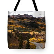 Lake Fork Of The Gunnison Tote Bag