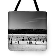 Lake Fun Tote Bag