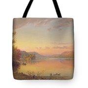 Lake George  Ny Tote Bag