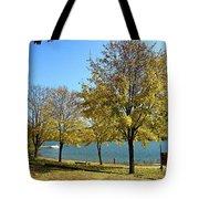 Lake George  12 Tote Bag