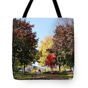 Lake George  3 Tote Bag