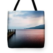 Lake George Sunrise 3 Tote Bag