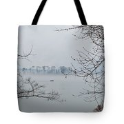 Lake Guntersville Tote Bag