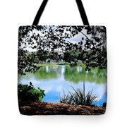 Lake Hamilton Tote Bag
