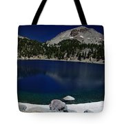 Lake Helen Lassen  Tote Bag