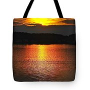 Lake James 2 Tote Bag