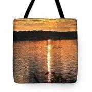 Lake James Tote Bag