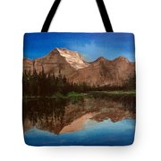 Lake Josephine  Tote Bag