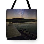 Lake Lakota Way Tote Bag
