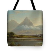 Lake Lauerz Tote Bag