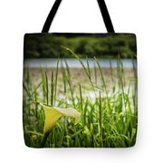 Lake Lily Tote Bag