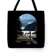 Lake Louise Inside View Tote Bag
