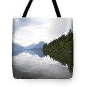 Lake Macdonald Reflection Tote Bag