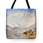 Lake Maggiore Tote Bag