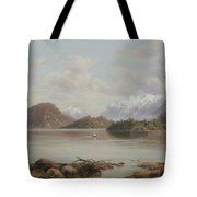 Lake Manapouri Tote Bag