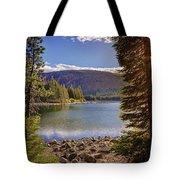 Lake Mary Forest Star Tote Bag