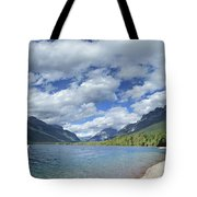 Lake Mcdonald - Glacier National Park Tote Bag